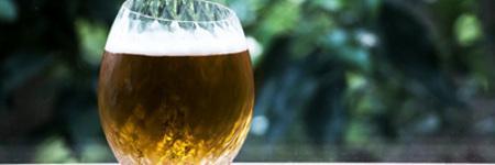 ビールがおいしい季節です。