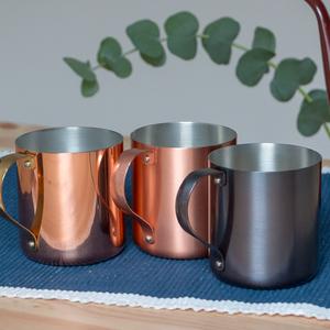 銅製アイスコーヒーマグ 300ml