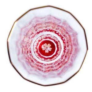 金杯(万華鏡) 桜(貝入)
