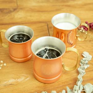 マグカップ 銅 ビアマグ