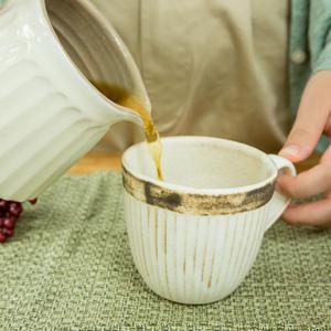 アンティークスリムライン マグカップ