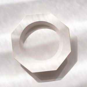 eni(エニ)Rim Plate ホワイト
