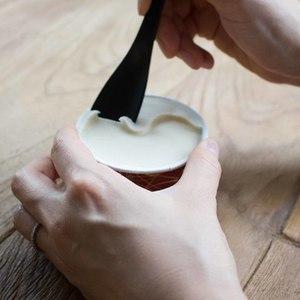 アルミ アイスクリームスプーン